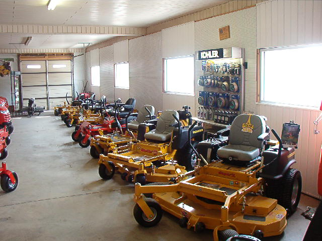 Ace home building center inc home for Small motor repair shop